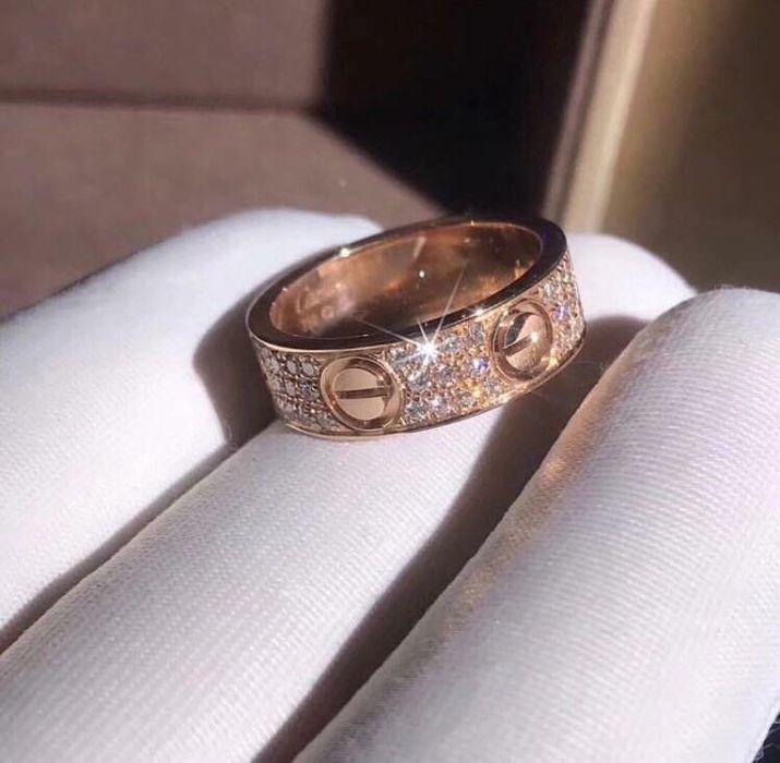 Позлатени пръстени Cartier гр. София - image 7