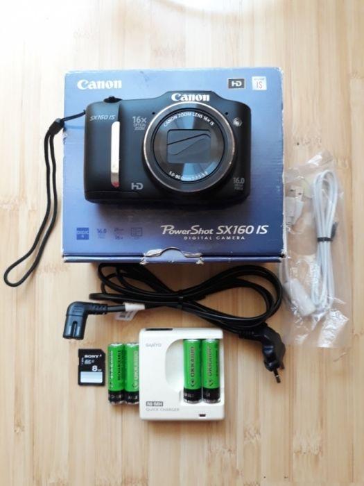 Pachet camera foto Canon