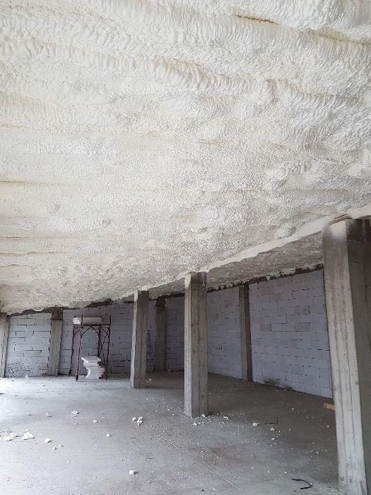 Izolatii cu spuma poliuretanica