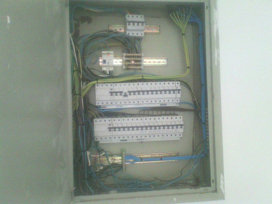Serviço de electridade