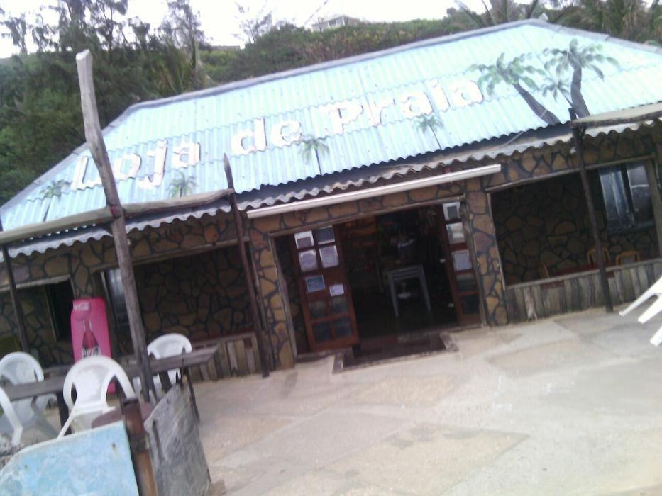 Restaurante na praia de xaixai com 3 quartos