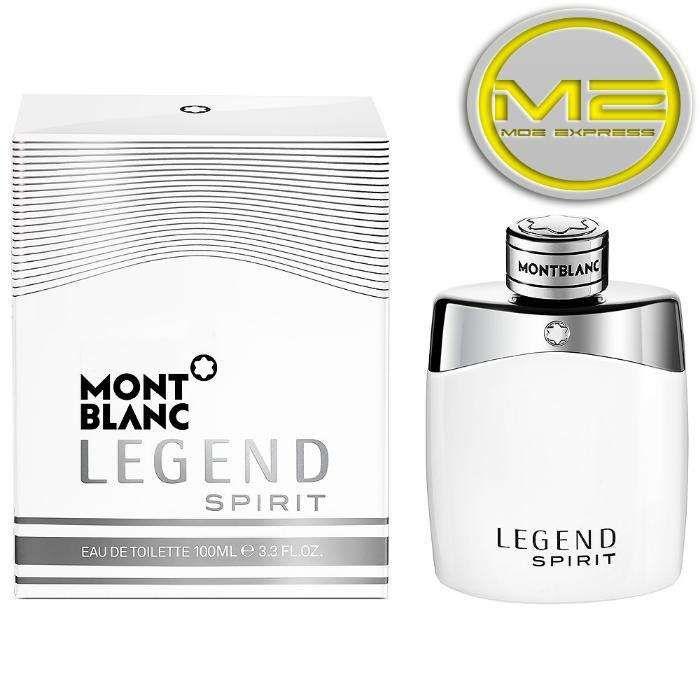 Montblanc Legend Spirit 100 ML
