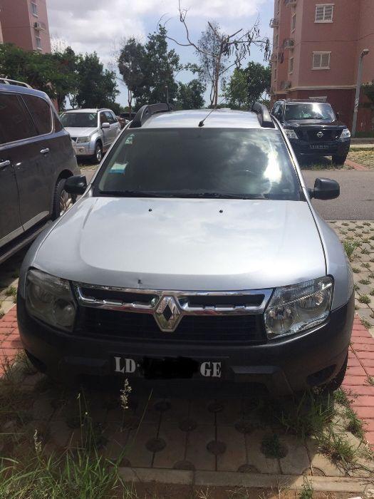 Vendo Renault Duster Cinza