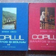 Vand Copilu sanatos si bolnav vol 1 si 2
