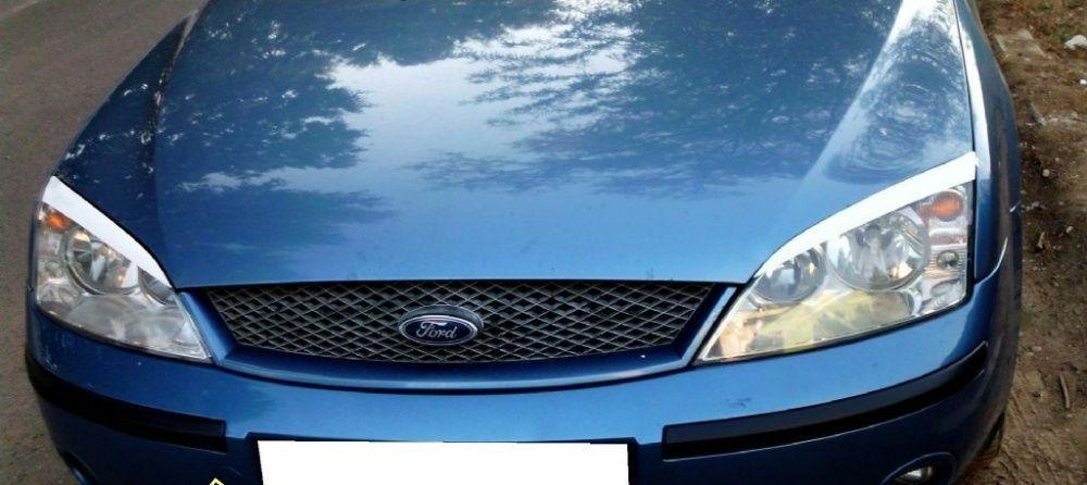 Ford Mondeo , Pleoape faruri + eleron portbagaj
