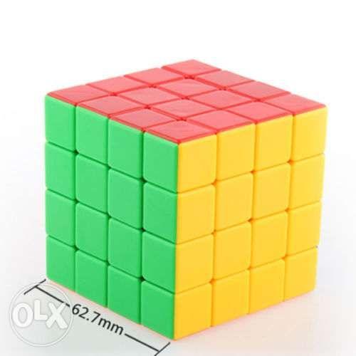 Cub Rubik 4x4x4 Cyclone stickerless