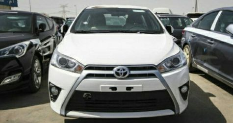 Toyota yaris s venda