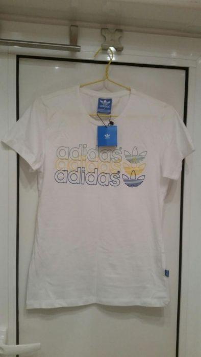 Нова тениска Адидас