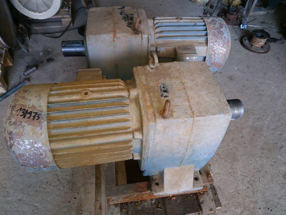 Мотор редуктор РЦС 160 - 13кВт, 31об,/мин.