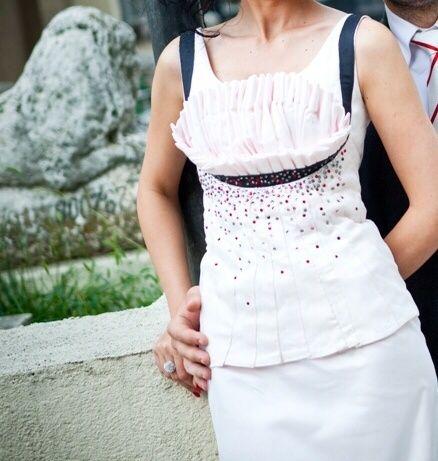 Rochie scurta unicat Lena Criveanu