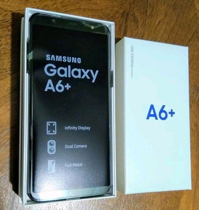 Samsung galaxy A6+ 64gbt dual SIM novo na caixa original genuino