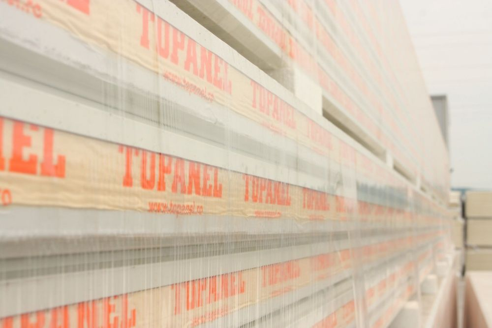 PANOURI sandwich cu poliuretan perete si acoperis NOI din stoc Ramnicu Valcea - imagine 1