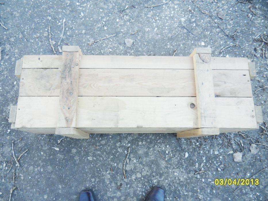 Дървените каси