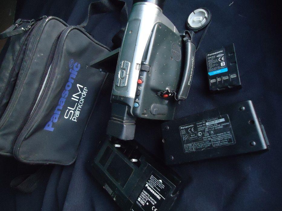 Камера Panasonic Made in Japan Япония Адаптер - батарея Кассета Сумка