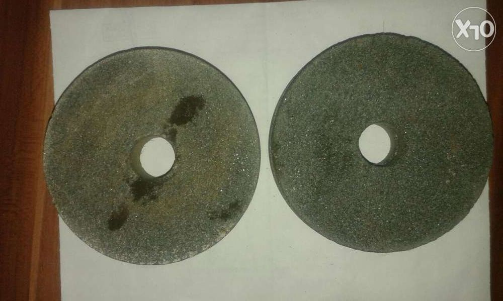 Pietre polizor 100\lățime 10 mm si 20 mm