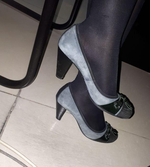 Продам туфли кожа Италия