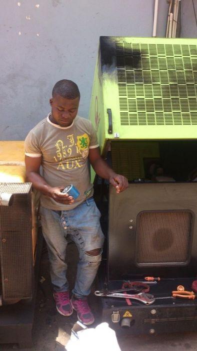 Manutenção & Reparação Eléctrica
