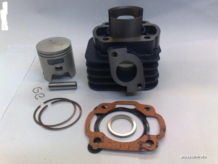 Set Motor Cilindru Scuter Complet Yamaha Minareli Malagutti 50cc NOU