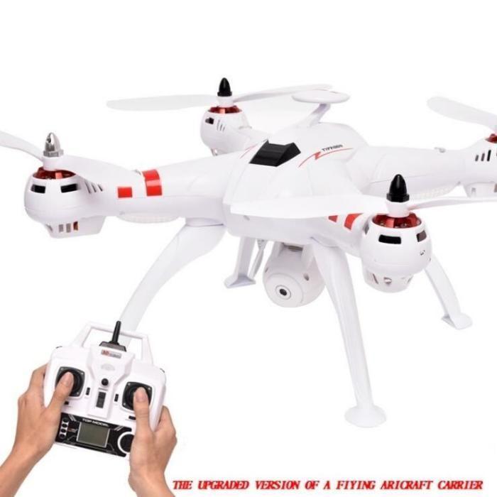 Drona BAYANGTOYS X16 Brushless RC Quadcopter - RTF