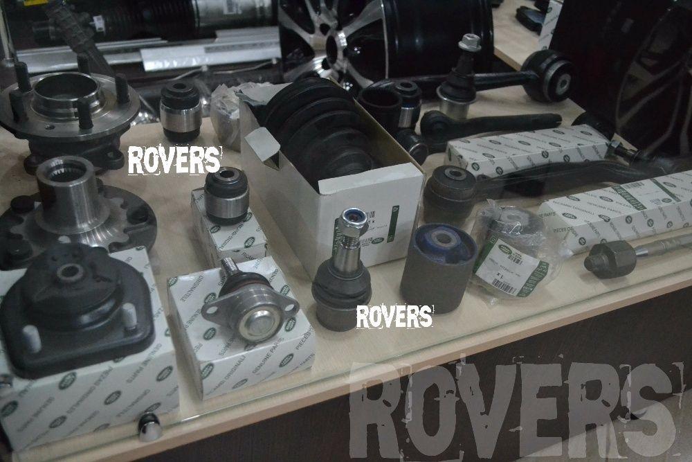 Запчасти на RANGE ROVER