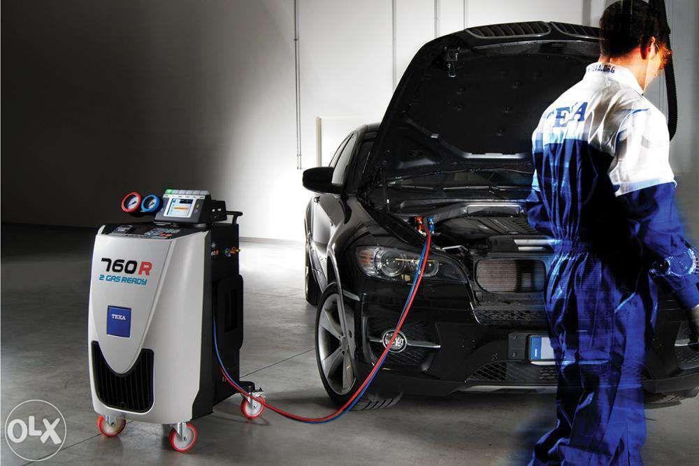 Service instalatii Clima Auto, reparatii clima auto