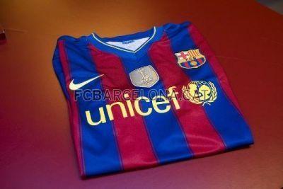 Tricou Oficial Nike Barcelona Argentina Brazilia