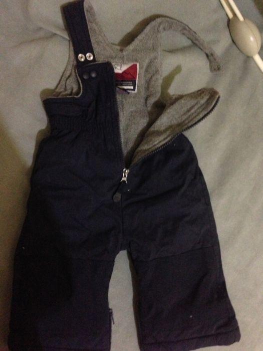 Pantaloni iarna 6-9 luni