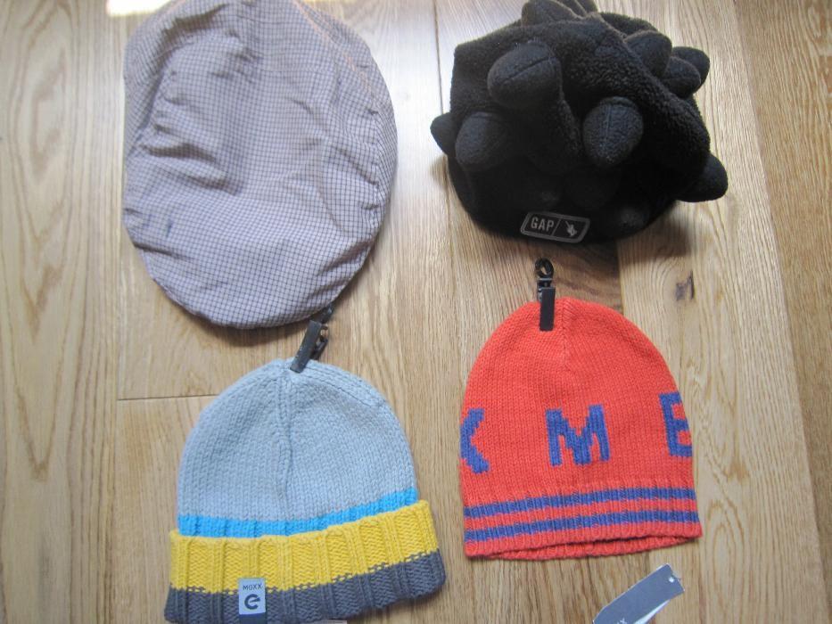 Чисто нови Детски шапки GAP / МЕХХ за момчета 3-4 и 5-6 години