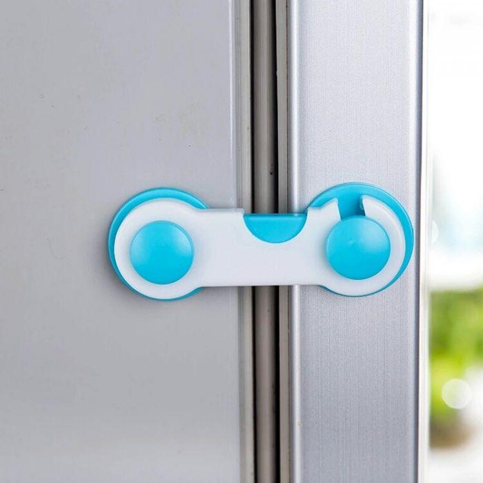 Предпазители за шкафове и чекмеджета- предпазно средство за малки деца