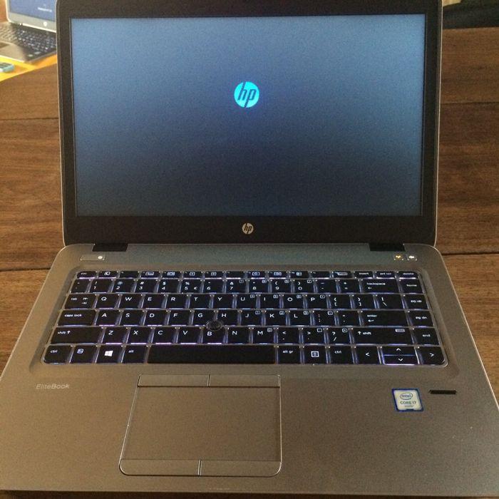HP EliteBook 840 G2, 500Gb e 4Gb de ram.