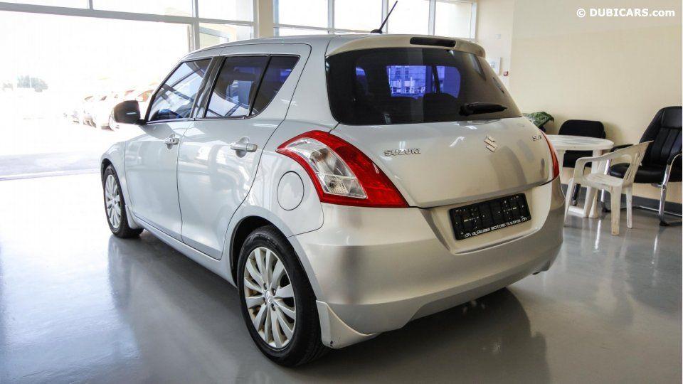 Suzuki swift zero km