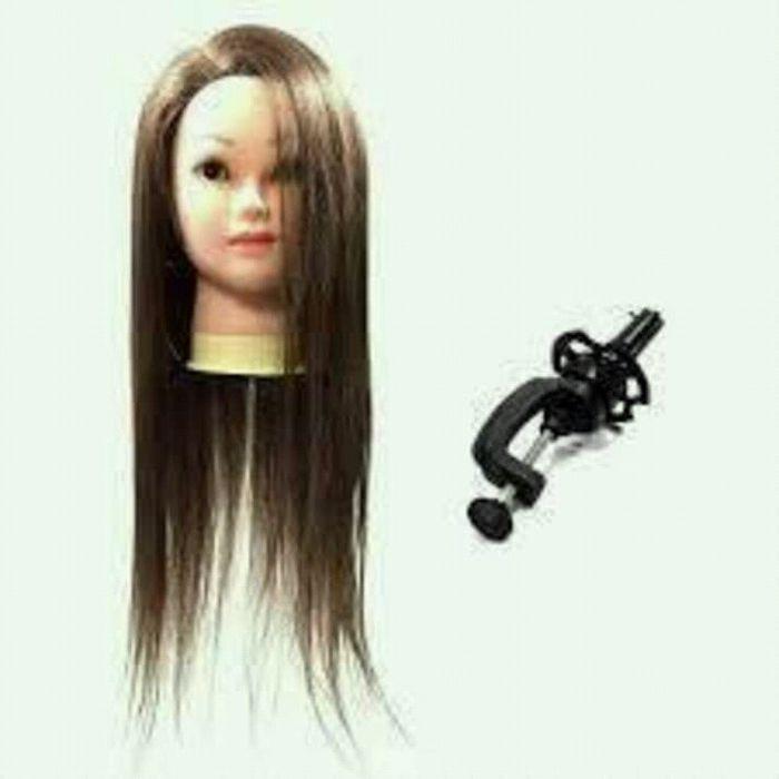 Maniquim com cabelo
