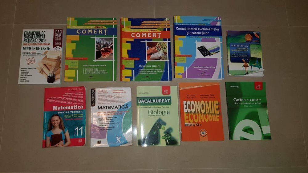 Cărți de vânzare