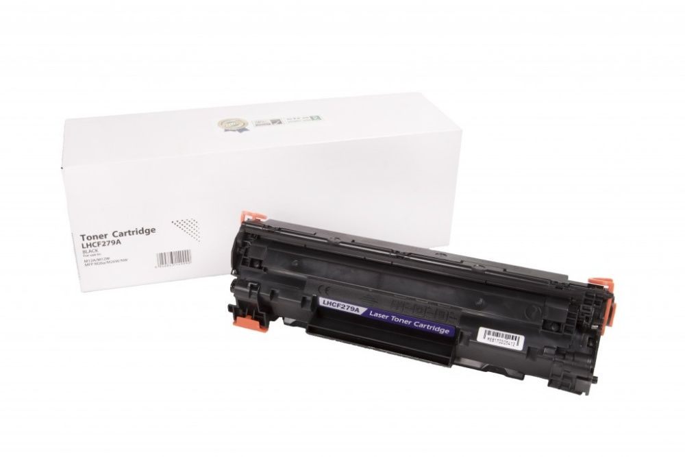 Чисто нови съвместими тонер касети HP CF279Х / 79Х