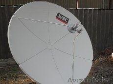 Спутниковое ТВ. Установка и настройка.1500,3000