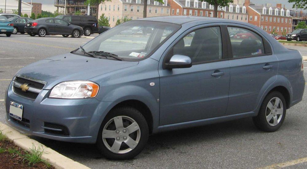 Dezmembrez Chevrolet Aveo 1.2 , 1.4 benzina