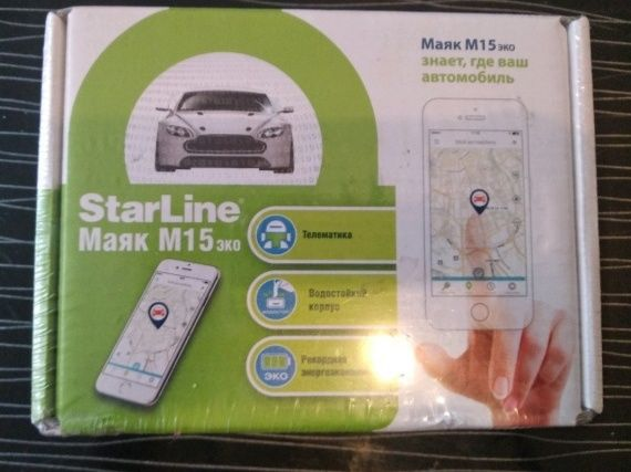 StarLine M15 – больше, чем автономный маяк для автомобиля