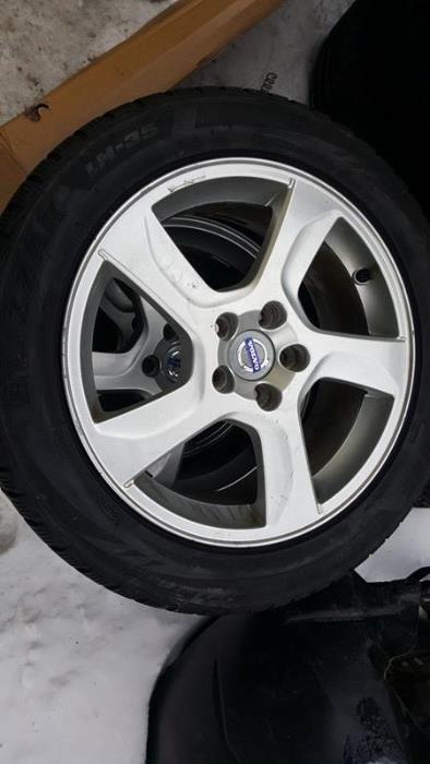 Jante R16/17/18/20/21 VOLVO V60/S40/V40/V50/S80/XC60/S60/XC90/XC70/C30