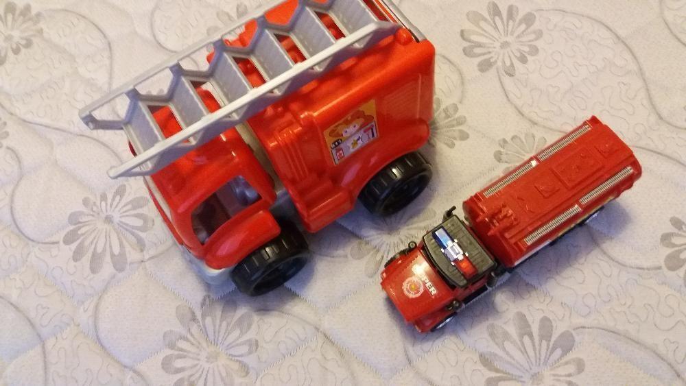 детска голяма и малка пожарна -25лв.