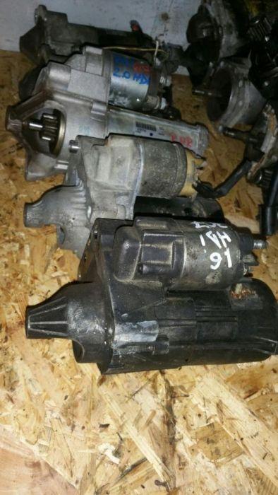 Electromotor peugeot 307 407 1.6 hdi