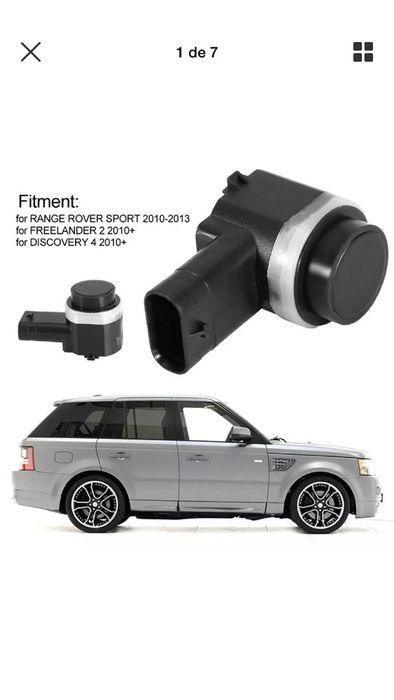 Sensores de estacionamento para Range Rover