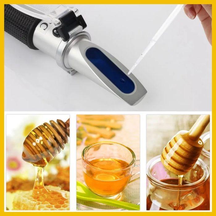 Refractometru pt continutul de apa din miere