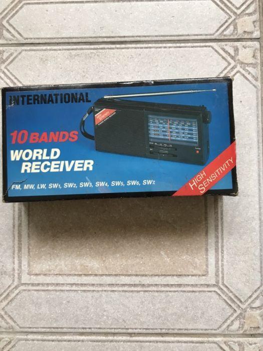 Ново радио INTERNATIONAL модел MT-798 от 1995г.