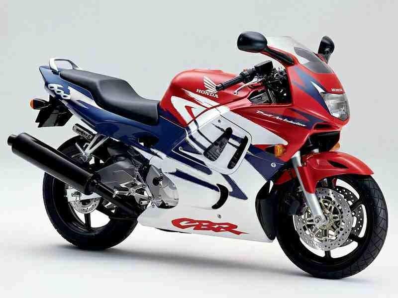 Dezmembrez Honda CBR f3