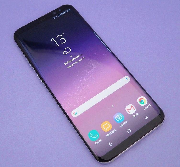 Samsung S8 Plus *novo sem caixa*