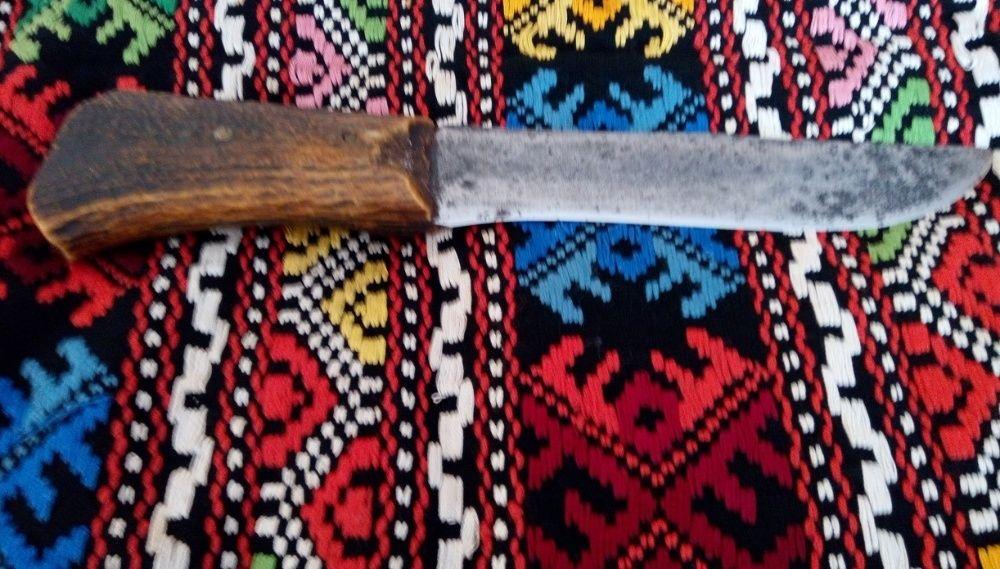 Ловен Нож с Еленов Рог