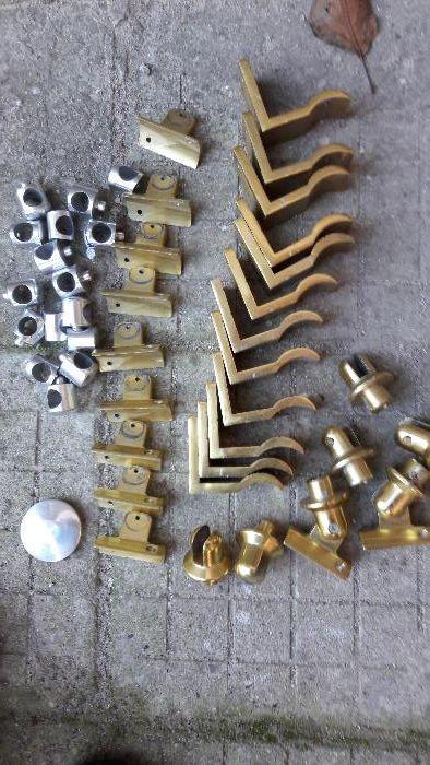 Елементи за алуминиев парапет