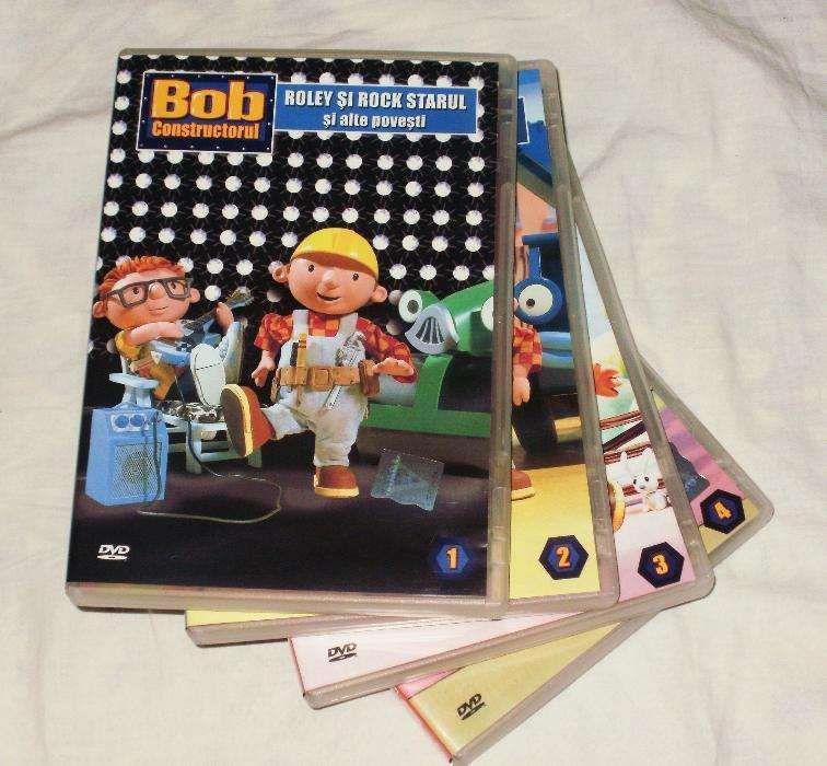 Bob constructorul DVD desene animate dublate