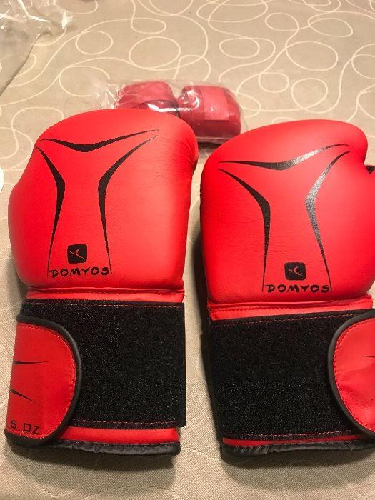 Боксьорски ръкавици