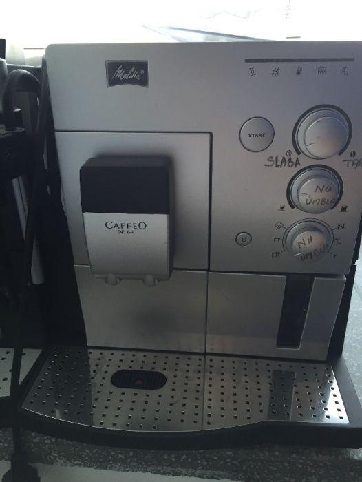 Dezmembrez espresso expresor AEG Cafamosa CF220 si Melitta Caffeo 64